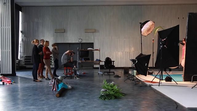 Biedronka - Summer 2014 - Backstage Day 1